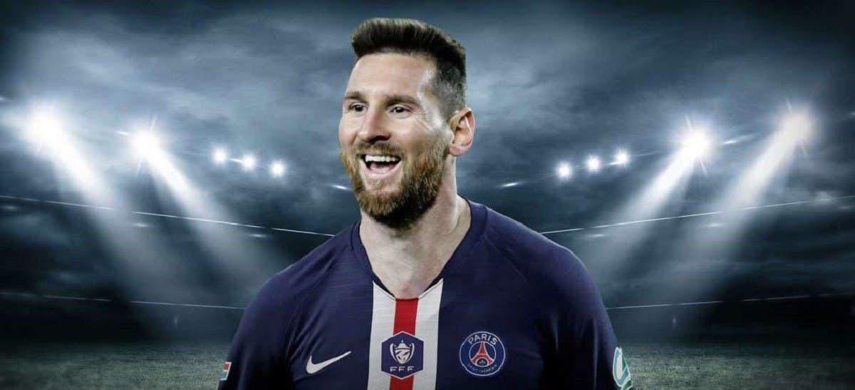 PSG ha confirmado llegada Messi, según Le Parisien
