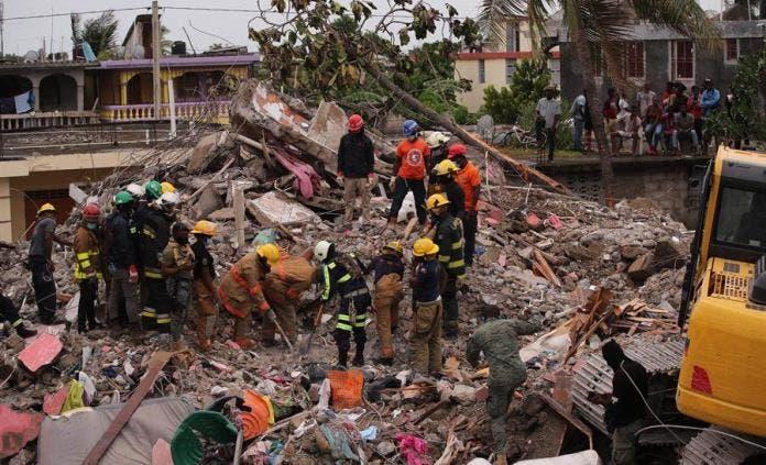 Países OEA prometen apoyo para reconstruir Haití