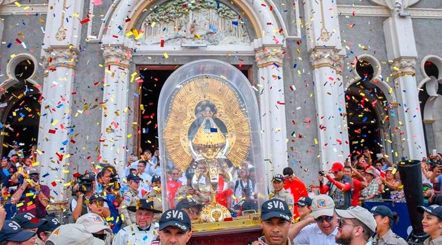 Costa Rica celebra virtualmente mayor fiesta católica