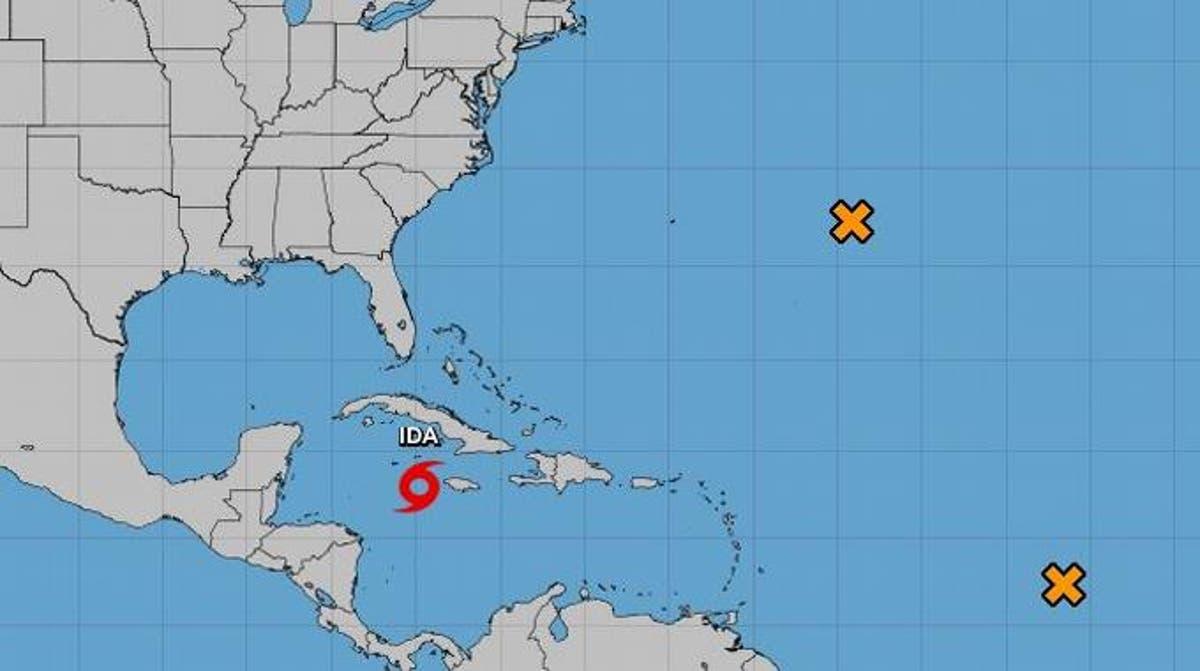 Se forma tormenta tropical Ida rumbo a Islas Caimán y Cuba