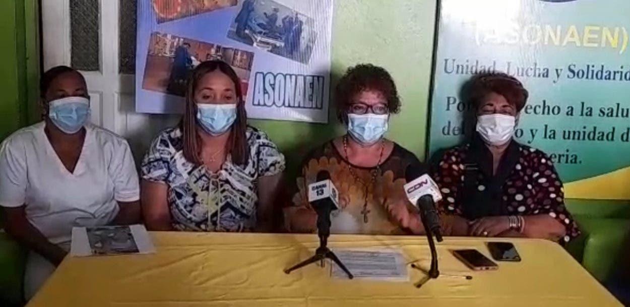 Asociación de enfermería denuncian falta de atención