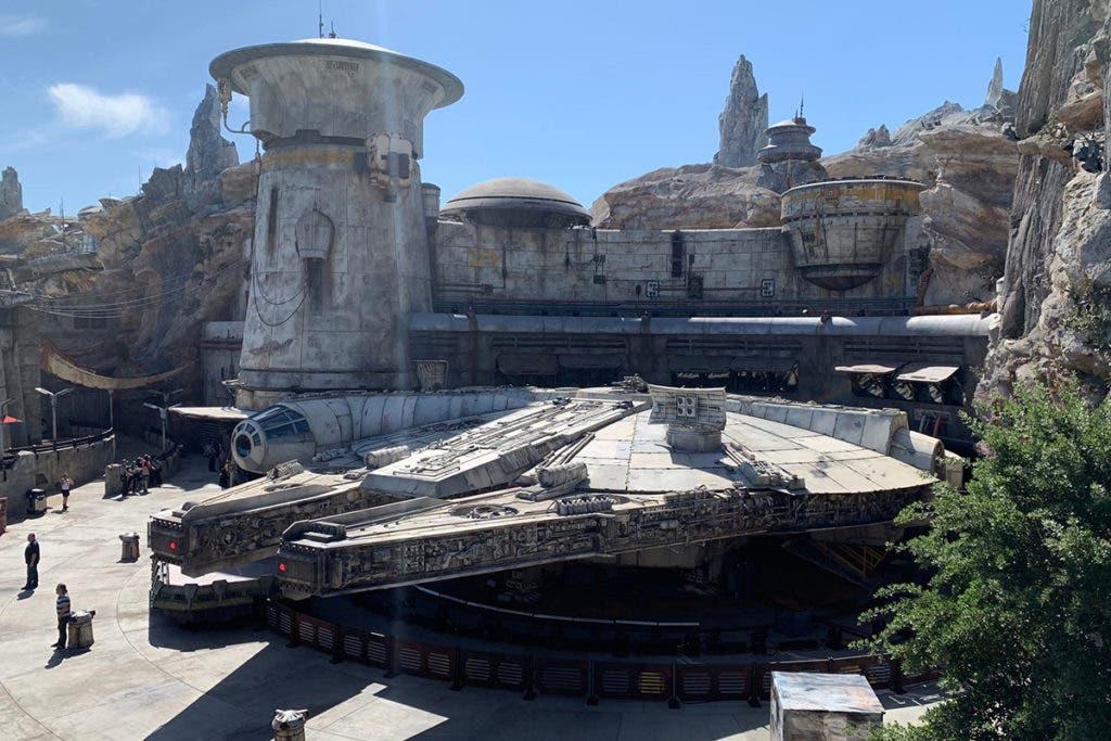 Parque temático Star Wars