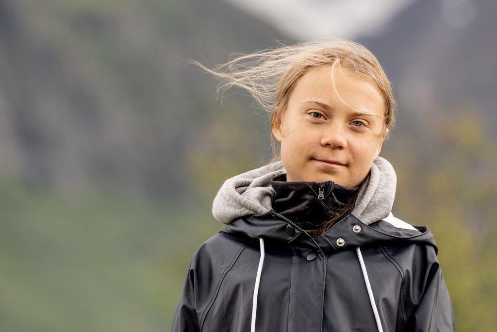 Thunberg dice crisis climática sigue atrás en agenda política