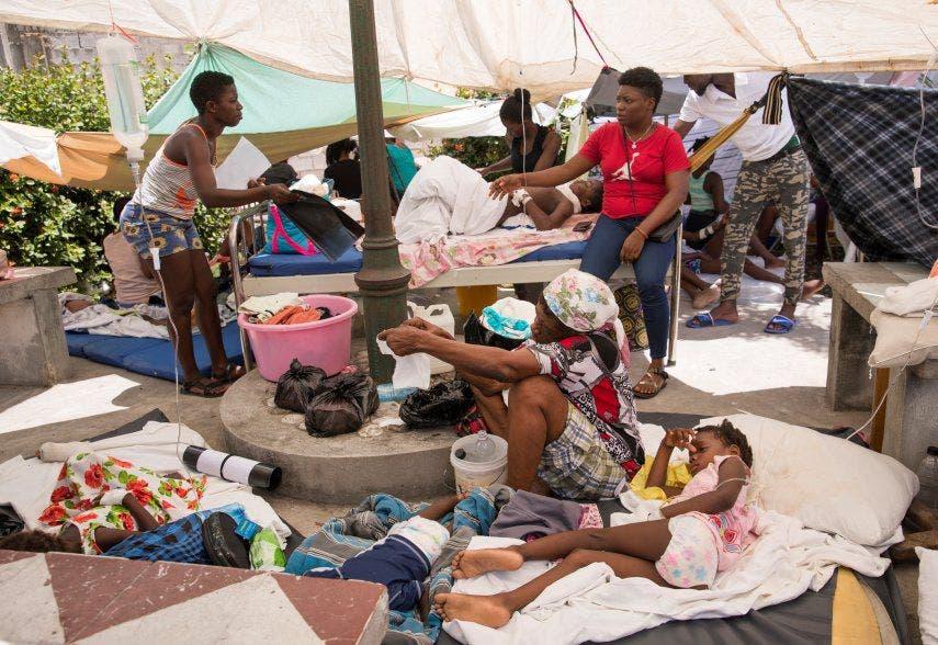 Unicef: terremoto en Haití afectó unos  540,000 niños