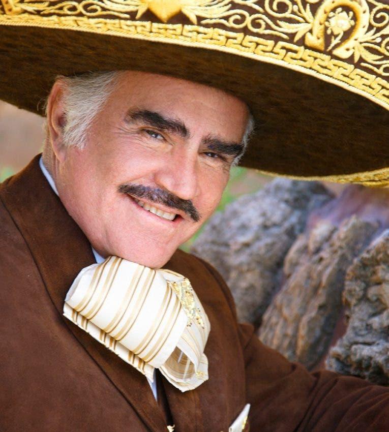 Vicente Fernández ya eligió su canción de despedida