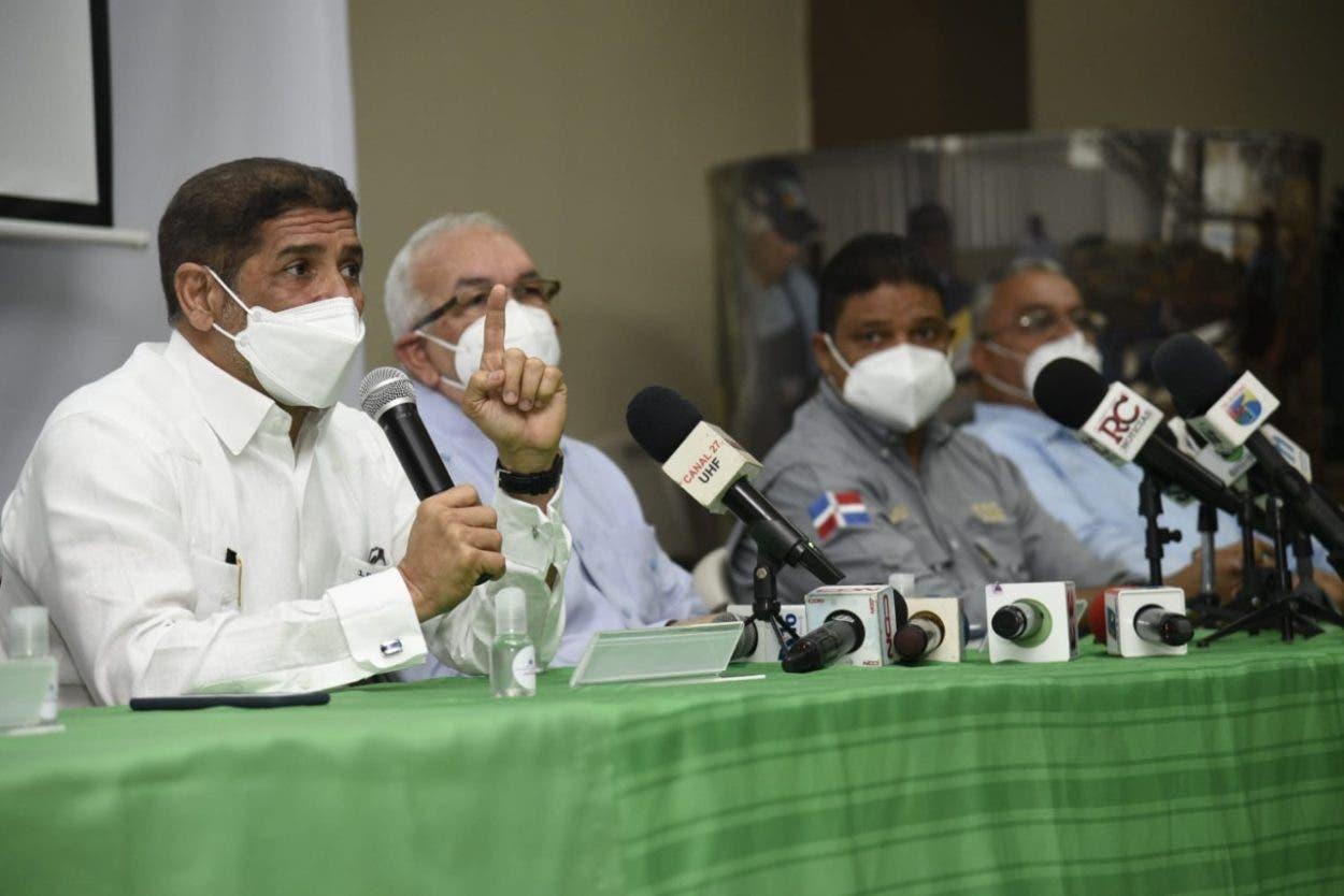Confirman fiebre porcina 11 provincias