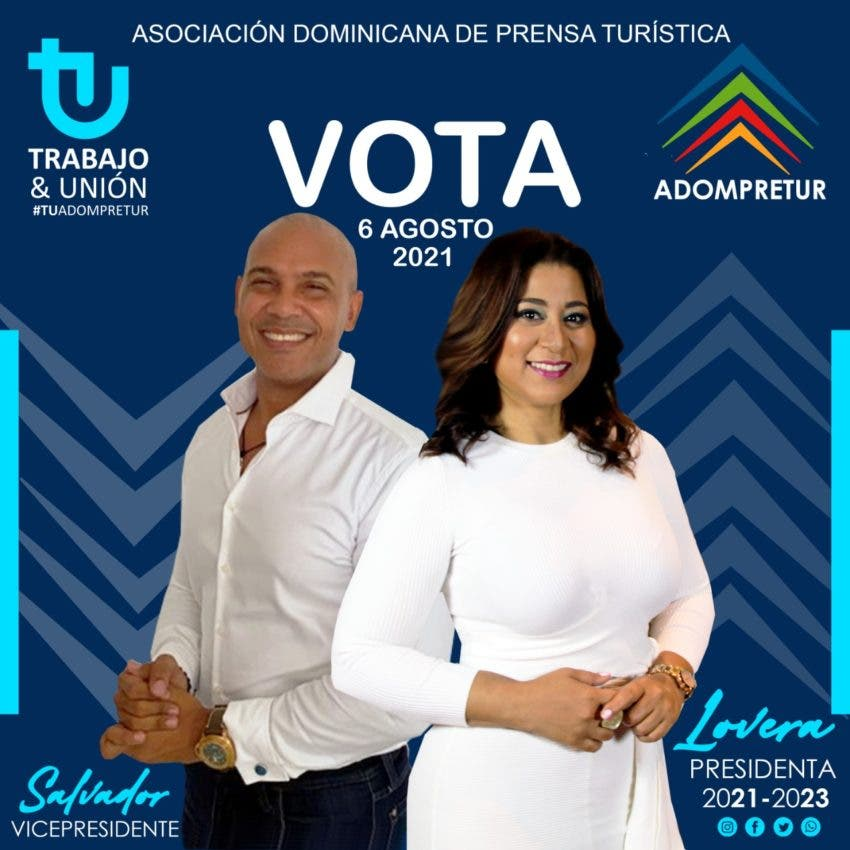 Adompretur anuncia centros para votación