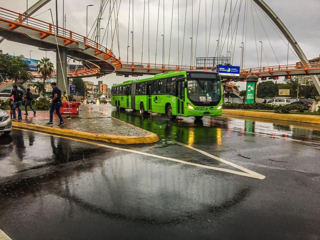 OMSA dispone autobuses para traslado a zonas vulnerables