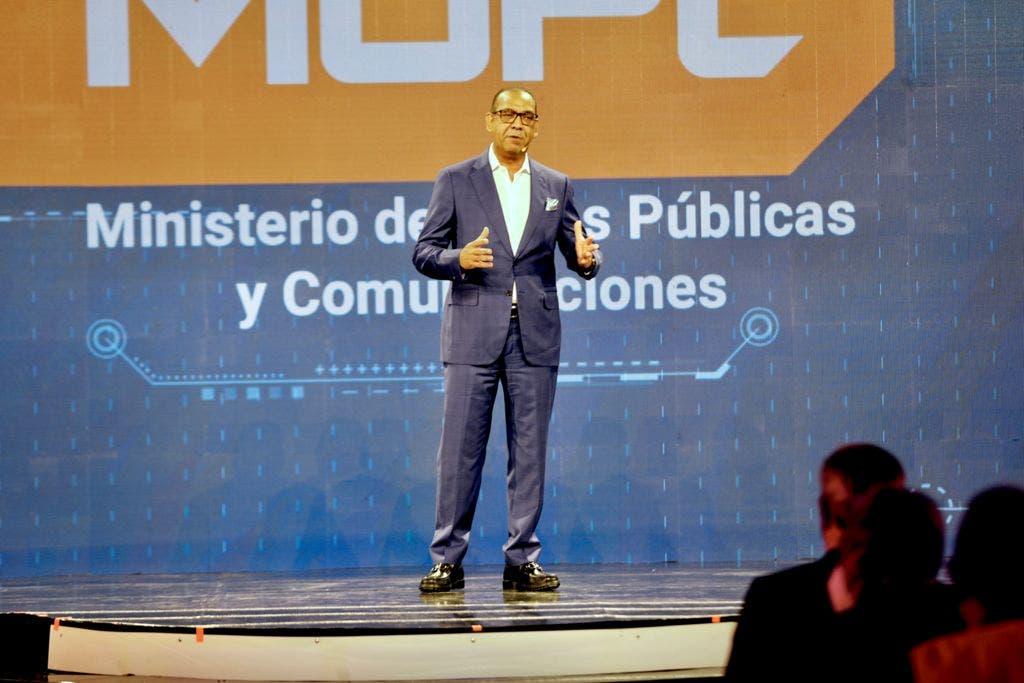 MOPC ejecuta más de 400 obras en primer año de gestión