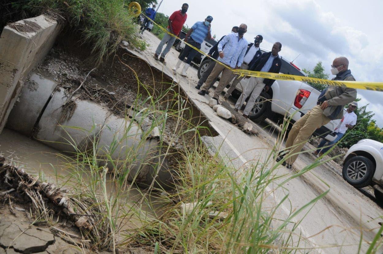 Reestructurarán 5 puentes derribados por tormenta Grace