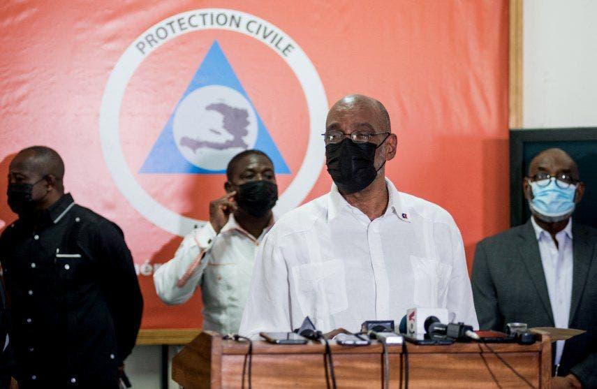 Primer ministro de Haití declara estado de emergencia tras terremoto