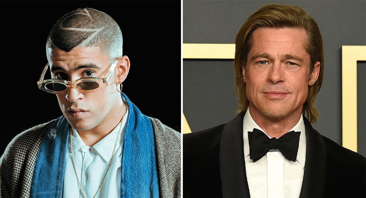"""Bad Bunny y Brad Pitt sorprenden en """"Bullet Train»"""