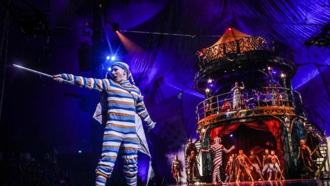 Disney anuncia fecha de estreno del espectáculo del Cirque du Soleil