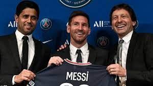 """Messi: """"Hace unos años que no levanto la Champions y me apetece hacerlo»"""