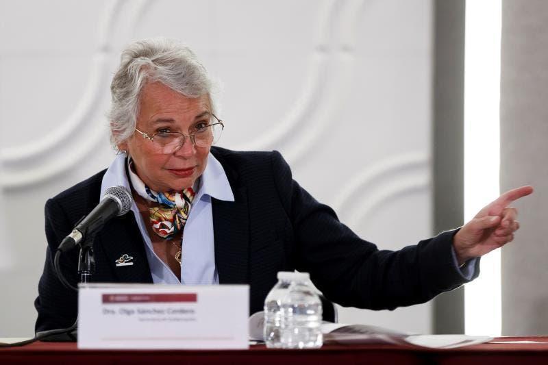 Renuncia la ministra de Gobernación mexicana