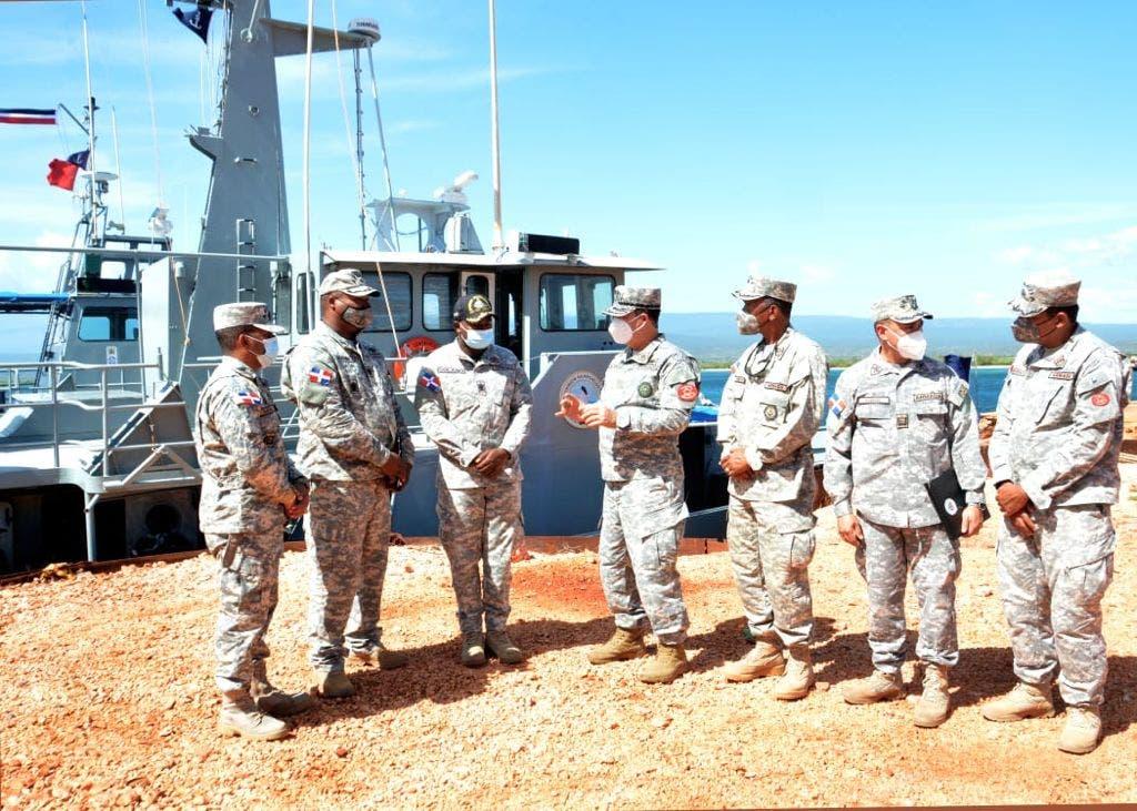 Retornan a RD sin dificultades barcos fueron Haití a llevar ayuda