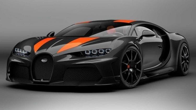 El Alfa supuestamente adquirió nuevo Bugatti