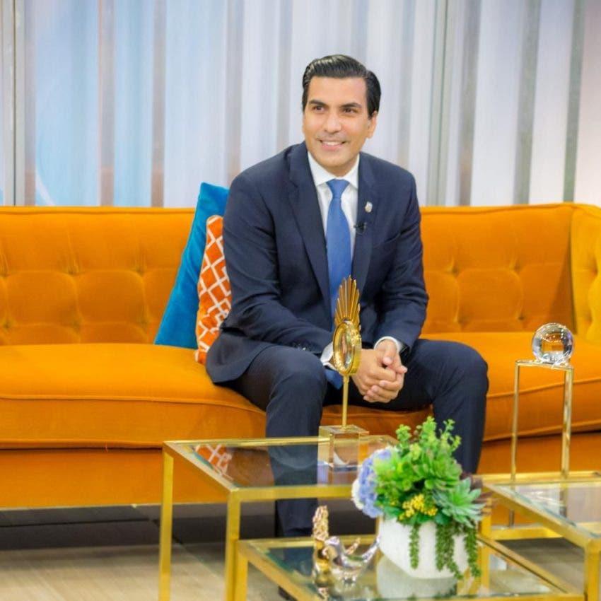 Diputado Juan José Rojas dice Gobierno garantizará mejores condiciones en el CAID