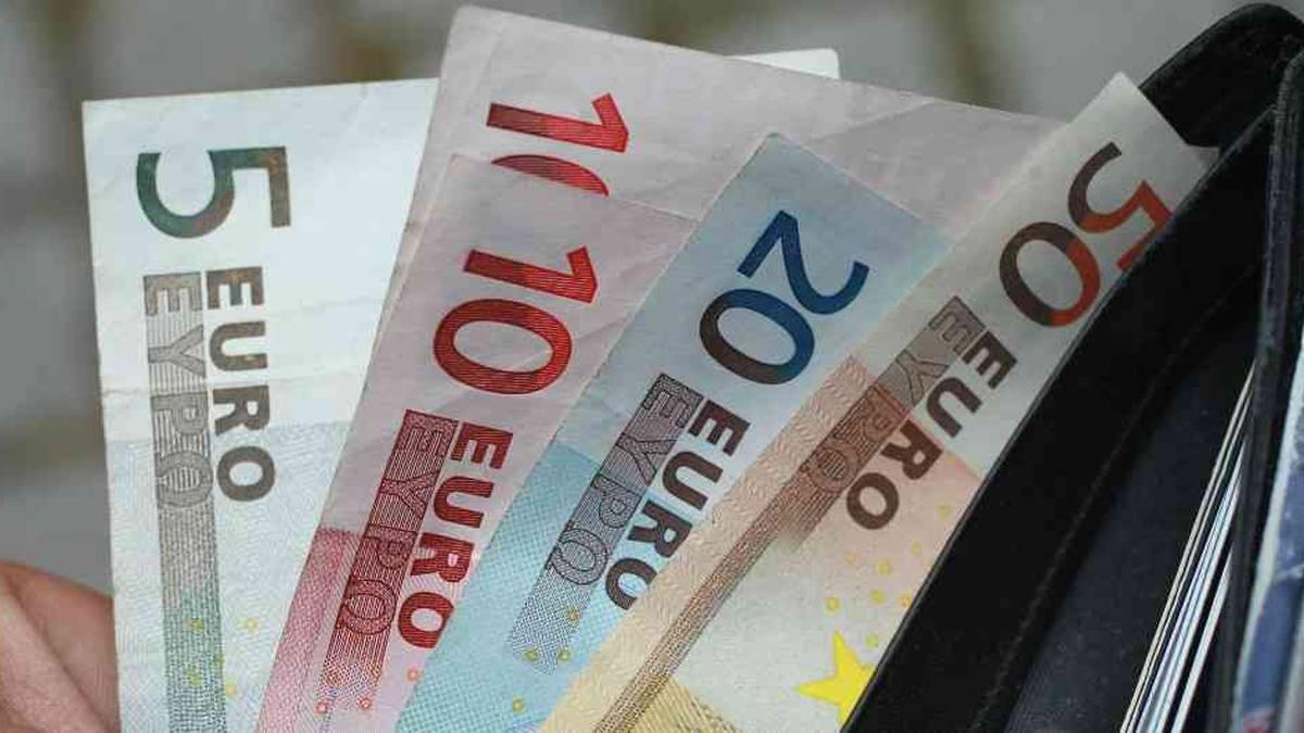 El euro sube tras la inflación de EEUU