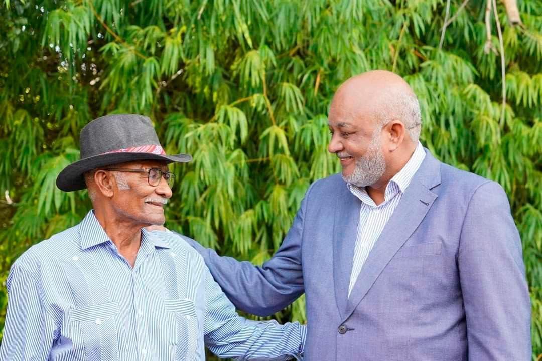 Fallece padre de ministro de Educación