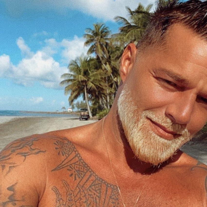 Ricky Martin inicia proyecto para personas con ansiedad