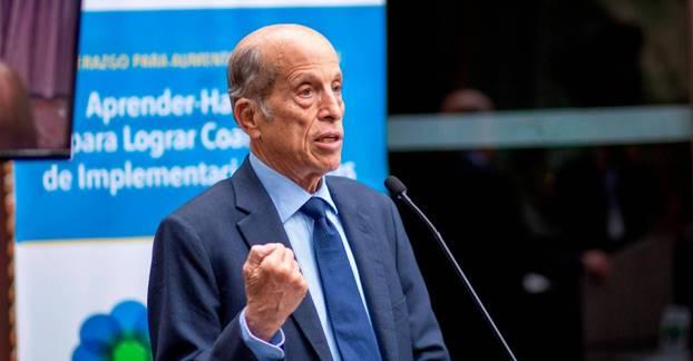Justicia climática será uno de los temas en la COP 26, afirma Max Puig