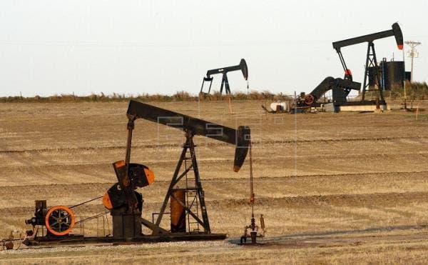El petróleo de Texas abre de 1,01 %, hasta 62,86 dólares