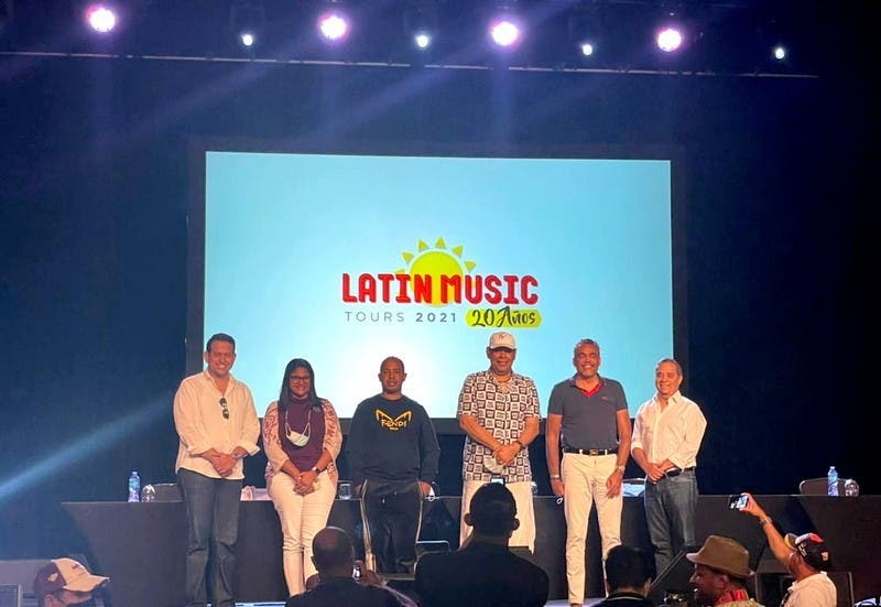 Latin Music Tours dedica edición a Johnny Ventura