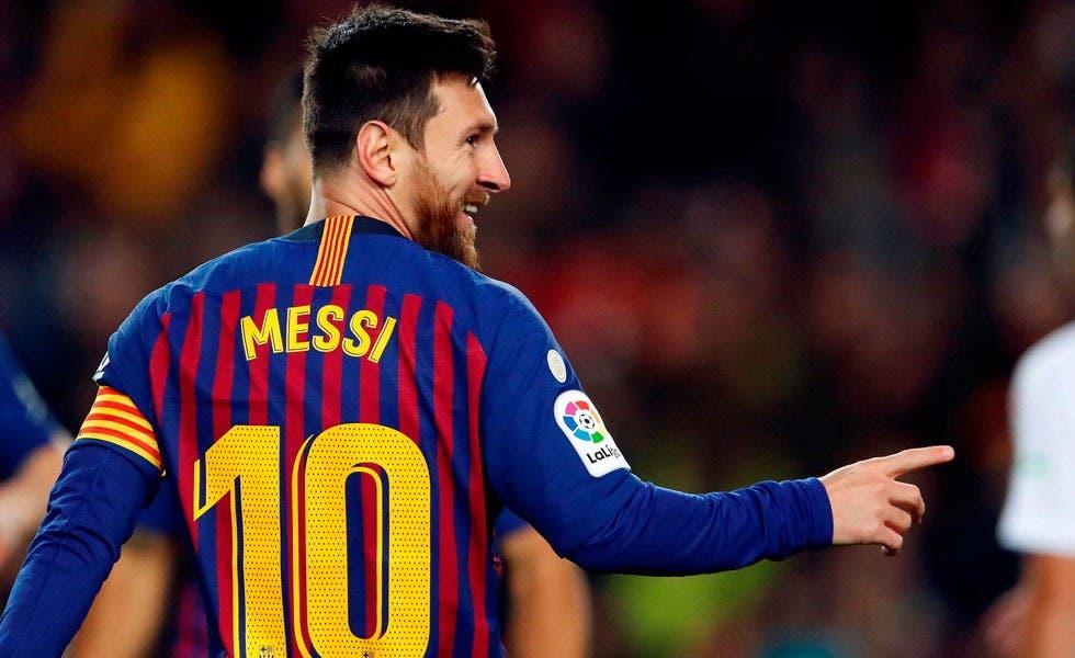 La salida de Messi podría costarle 137 millones al Barça