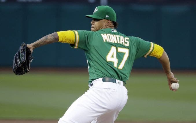 Frankie Montás silencia a los Yankees