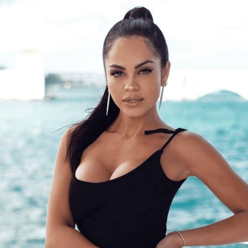 """Natti Natasha estrena vídeo """"Noches en Miami"""""""