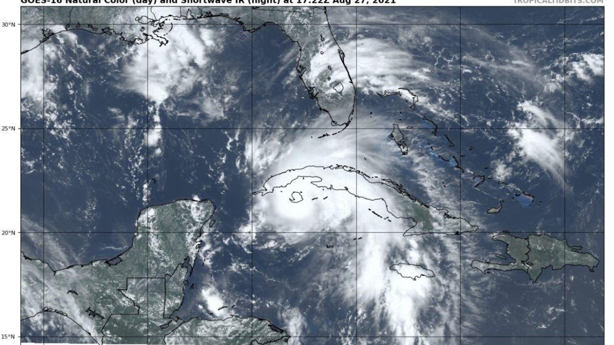 Ida se convierte en huracán; amenaza Cuba y Nueva Orleans