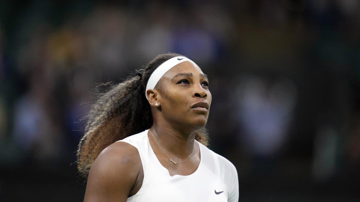 Serena Williams se baja del US Open por lesión muscular