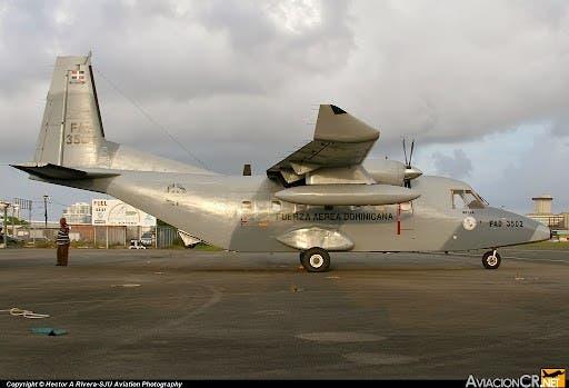 RD envía aeronaves para ayudar en Haití
