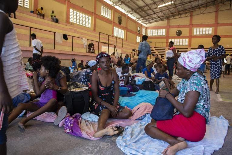 Unicef: Dos de cada tres haitianos deportados de EEUU son mujeres o niños