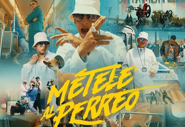 "Daddy Yankee logra tendencia mundial con video ""Métele al perreo"""