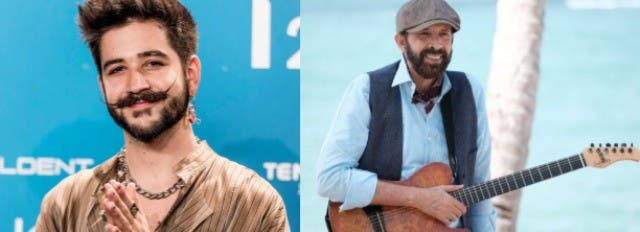Camilo y Juan Luis Guerra con más nominaciones en los Latin Grammy