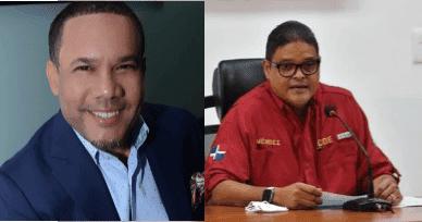 «Ahí la macó», dice El Torito a director del COE