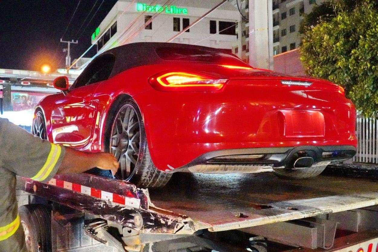 DIGESETT retiene 28 vehículos de alta gama en la Lincoln