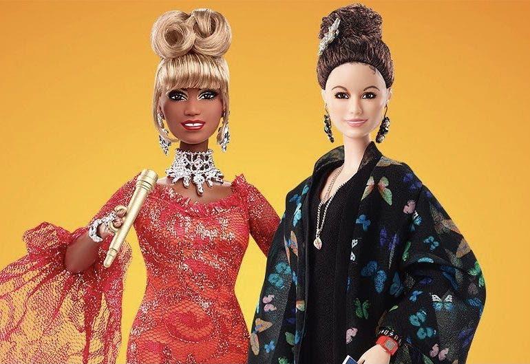 Barbie presenta muñecas en honor a dominicana Julia Álvarez y Celia Cruz