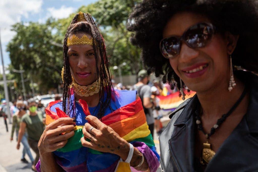 personas transgénero dobla al de los hombres y mujeres cisgénero, cuyo género concide con su sexo biológico asignado al nacer