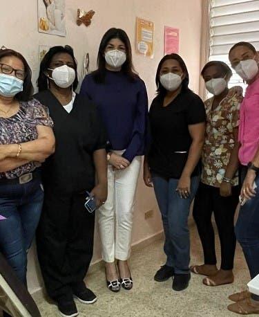 Codopsi visita hospital