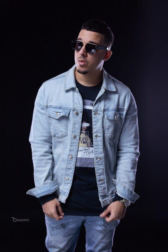 El joven Jabriell promueve canción