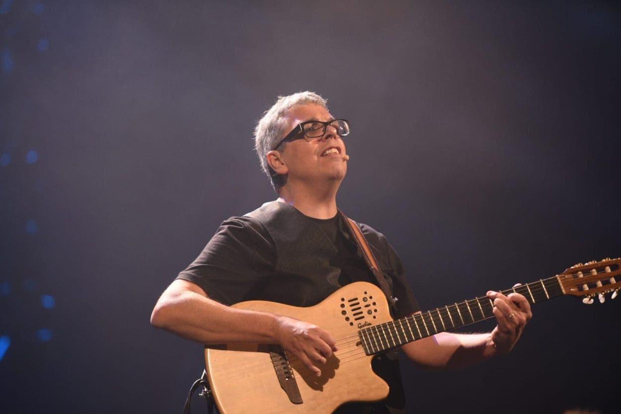 Pedro Guerra al Teatro Nacional