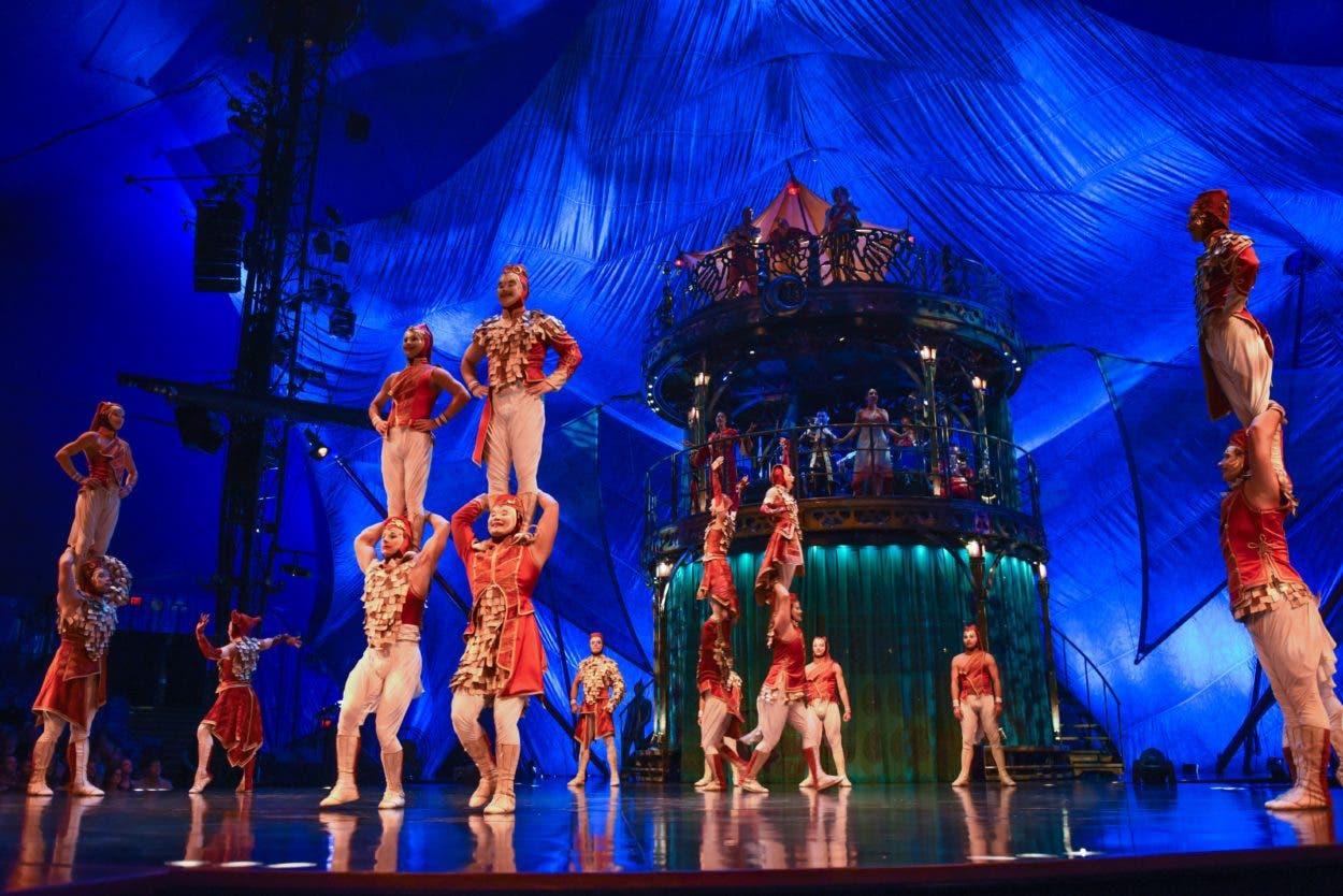 """Cirque du Soleil trae el espectáculo """"Kooza"""""""