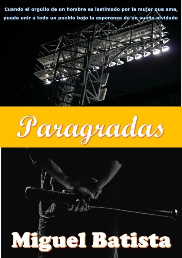 Portada del libro Paragradas de Miguel Batista