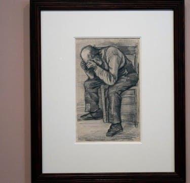 Otro dibujo de Van Gogh