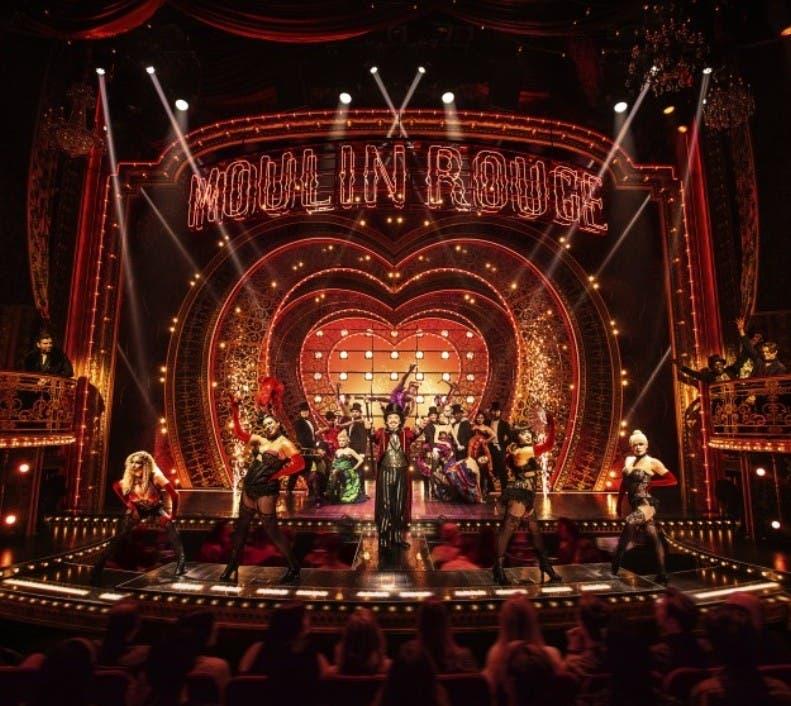 «Moulin Rouge!» y «The Inheritance» triunfan en los premios Tony