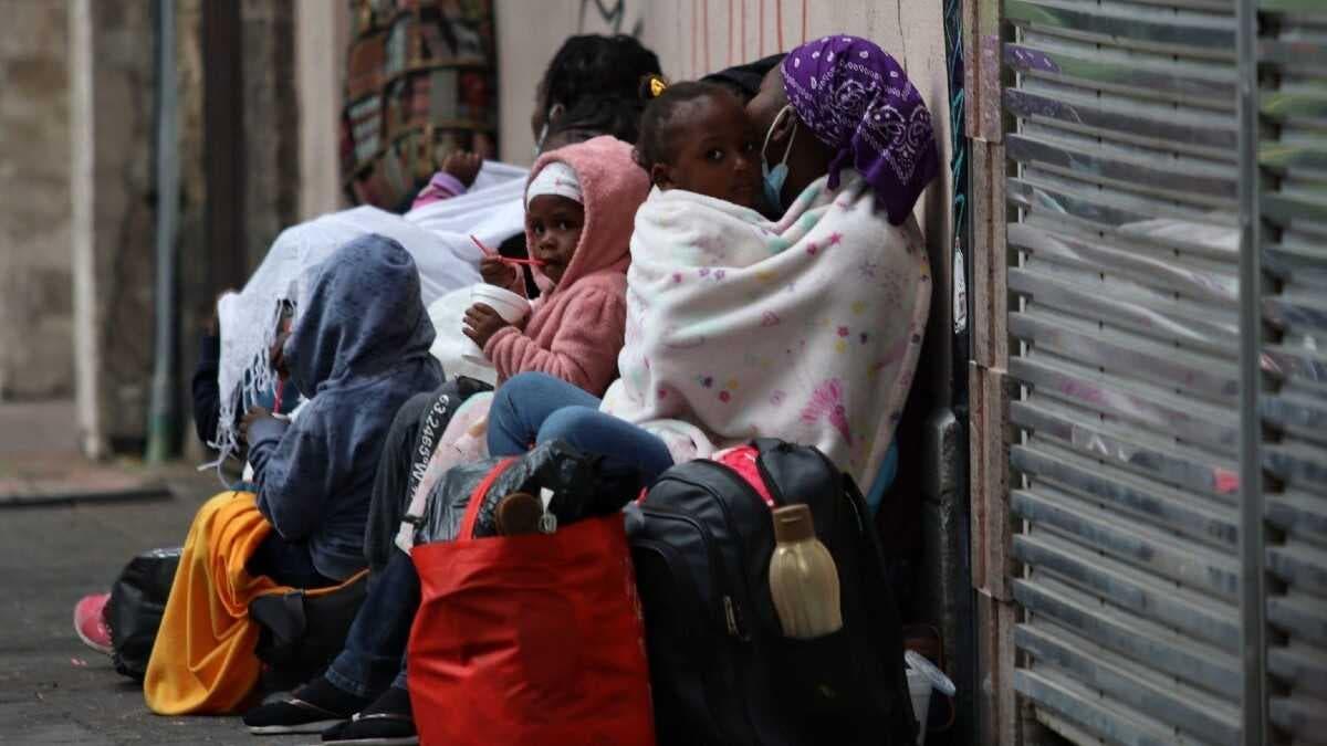 Crisis haitiana se expande por México y refleja tragedia migrante