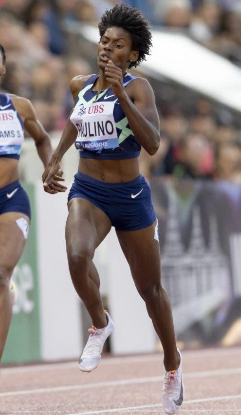Marileidy es número 2 ranking de 400 metros
